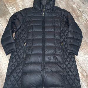 Michael Kors down filled long coat 2X